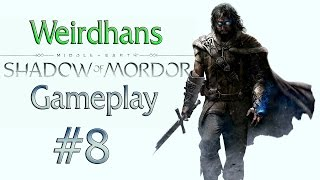 Middle Earth Shadow of Mordor Walkthrough Gameplay Part 8 - Untouchable (pc)