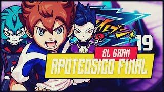 EL APOTEÓSICO FINAL | Inazuma Eleven GO: Galaxy BigBang | Episodio FINAL