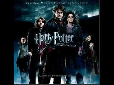 Harry Potter And The Goblet Of Fire - Trailer Music
