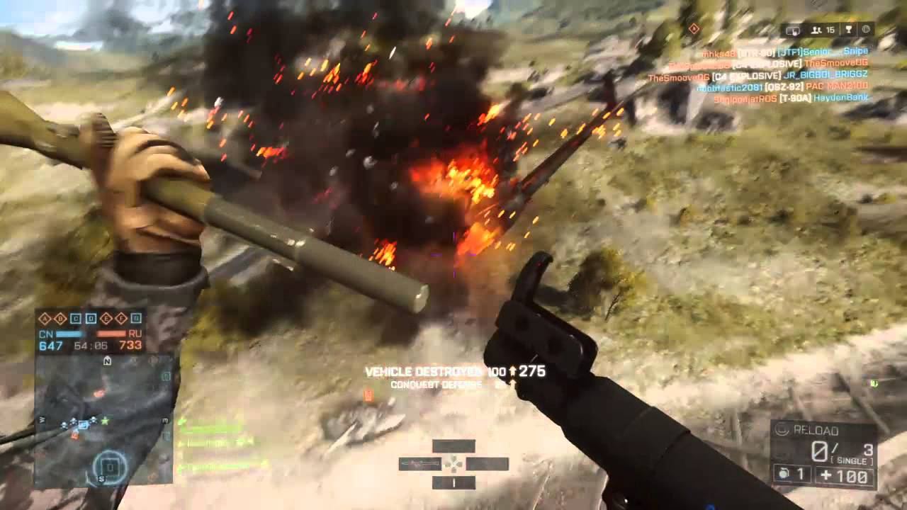 Download Battlefield 4 Parachute RPG