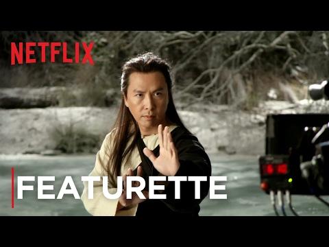 Crouching Tiger, Hidden Dragon: Sword of Destiny   Action Featurette   Netflix
