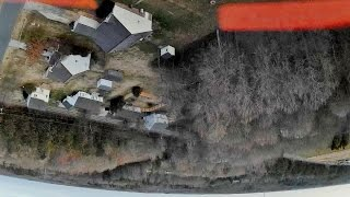 Latrax Alias/Mobius Action Cam Mission #25 - Altitude Ascent with Inverted Fail and Near Destruction