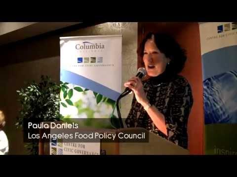 Paula Daniels - Centre for Civic Governance Forum 2014