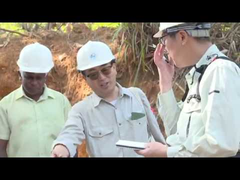 Documentary on JICA's Activities in Sri Lanka
