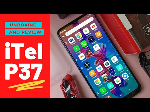 iTel P37 unboxing and review: 4 things that I LIKE and 3 that I DON'T!