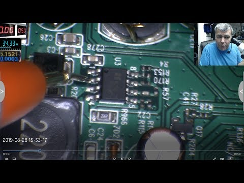 Remember this? Advanced diagnostic methods using pure electronics knowledge without schematic