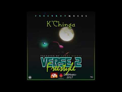 KChinga Verse 2 Freestyle (Audio) Zambian Music 2017