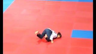 Download Video 🤣 Crash !!! Fail Landing Poomsae Taekwondo 2018 MP3 3GP MP4