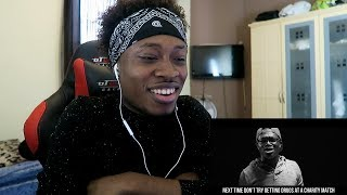REACTING to DEJI - Ungrateful (Official Music Video) Miniminter Diss Track!