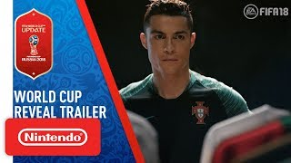 EA SPORTS™ FIFA 18 - 2018 FIFA World Cup Russia™ Coming to Nintendo Switch