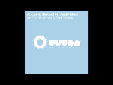 Above & Beyond vs. Andy Moor - Air For Life (Norin & Rad Remix) (Cover Art)