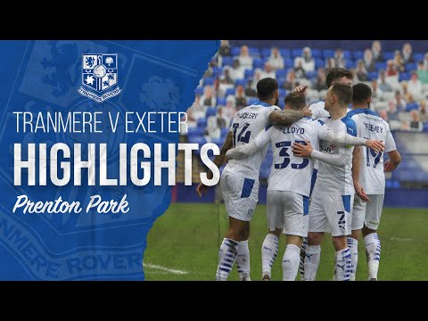 Tranmere Exeter City Goals And Highlights
