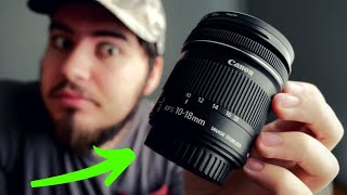 CHEAP Wide Angle LENS for CANON!
