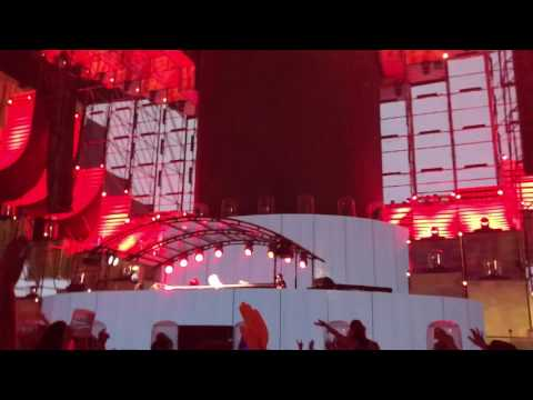 Marshmello - Hello at ELECTRIC LOVE FESTIVAL 2017