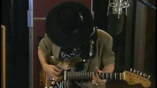 STEVIE RAY VAUGHAN - Interview