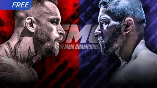 Christian ECKERLIN vs. Nihad NASUFOVIC (Full Fight GMC 19)