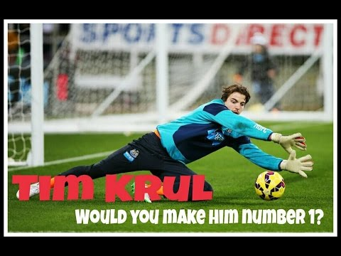Is Tim Krul going to be our number one?