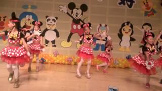 柔柔畢業舞蹈 (米奇&米妮)