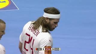 Top 5 Plays on January 10 | IHFtv - Germany Denmark 2019 Men's Handball World Championship