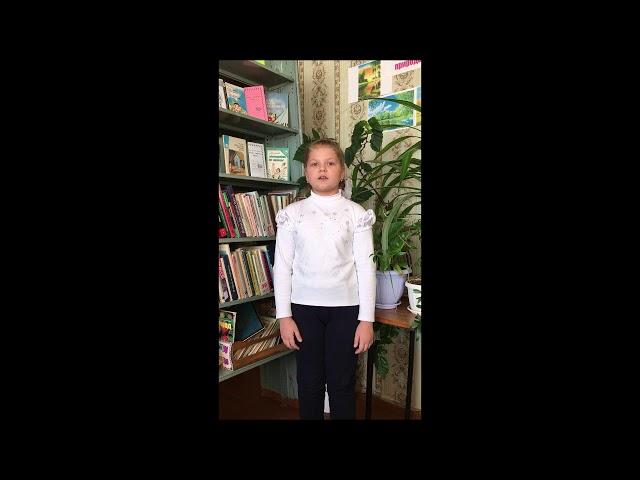 Изображение предпросмотра прочтения – ДарьяДепутатова читает произведение «Мама» О.В.Фокиной