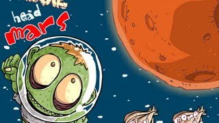 Zombie Head Mars-Game Show