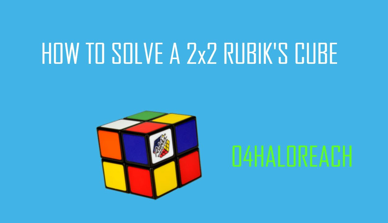 how to fix a rubix cube easy