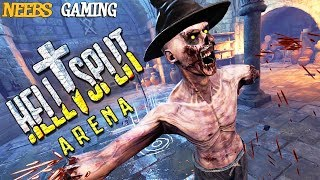 Best VR Game of the Year! Hellspit: Arena Gameplay (Funny Moments)