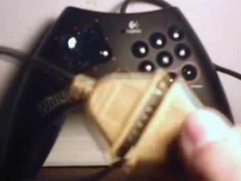 Driver: Logitech WingMan Gamepad Extreme