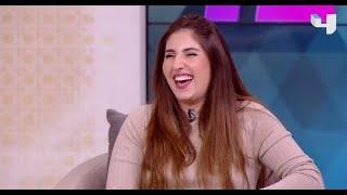 مقابلة انس و اصالة كاملة على MBC 4 وكواليس برج خليفة / و اصالة المالح تغني اغنية اجنبية