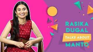 Rasika Dugal Talks About Manto | Hauterfly