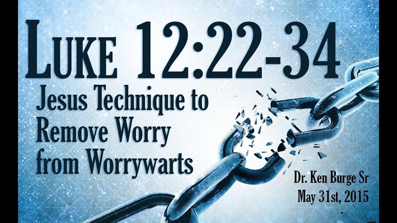 Luke 12, Hell, God made you, God's omniscience, confess, confident, t…