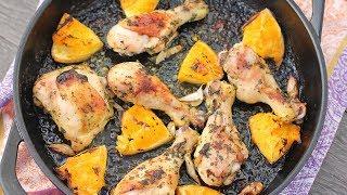 Mojo Chicken Recipe | Episode 1365