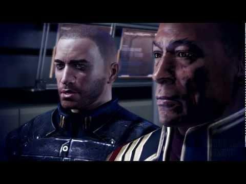 Прохождение Mass Effect 3 / (ч.1 Земля)