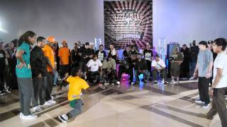 Control Freakz (Miami) vs Soulbotics Popping Crew Finals On The One LA Funk&#39d Up TV