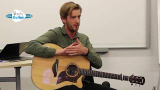Adding Finesse To Strumming - Leeds Guitar Workshops