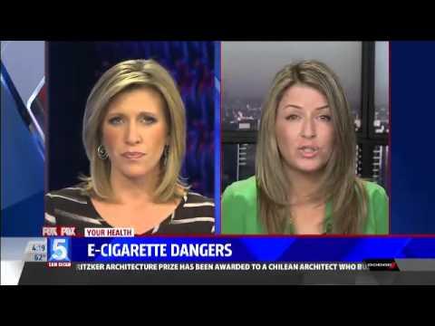Dangers of E-Cigarettes | 858-314-9244