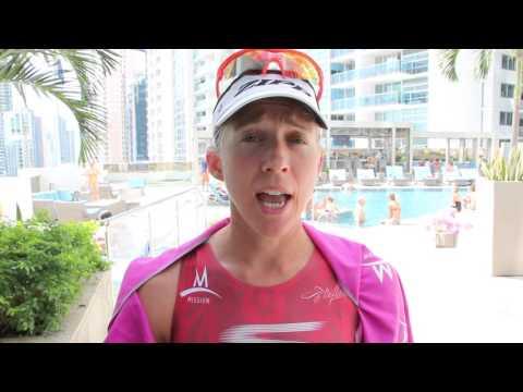 Sarah Haskins Ironman 70.3 Panama