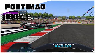 Portimao F1 2021 100% : Speedrun SC any%