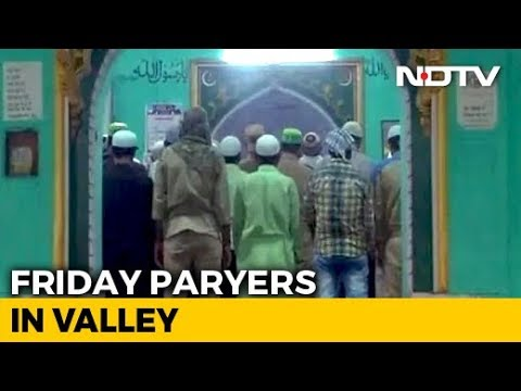 Phone Services, Internet Partially Restored In Kashmir Ahead Of Eid