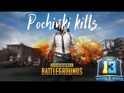 PUBG Mobile | Gameplay 2020 | iOS Games | Pochinki survival | Crown player