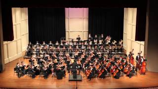 1080p Marche Slave | Moanalua HS Symphony Orchestra | 2012 HASTA Parade of Orchs.