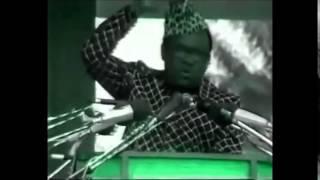 """MOBUTU SESE-SEKO CONTRE LES """"BINZAMBI-NZAMBI"""""""