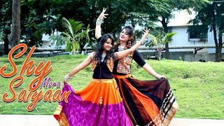Gambar cover Shy Mora Saiyaan | Meet Bros ft. Monali Thakur | Manjul Khattar | Dance Cover | Bollywood Navratri