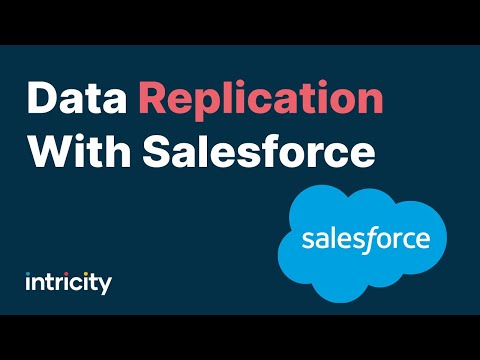 Data Replication with Salesforce.com