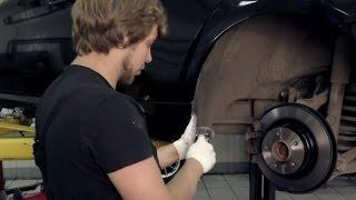 Правильная замена тормозных колодок | Замена тормозных дисков.