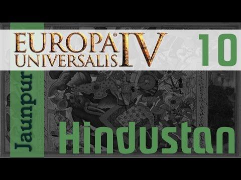 Hindustan (Jaunpur) [ITA] Mare Nostrum Europa Universalis IV # 10