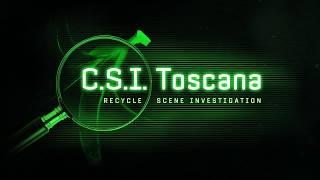 C.S.I. Toscana - Teaser della prima serie web sulla raccolta differenziata