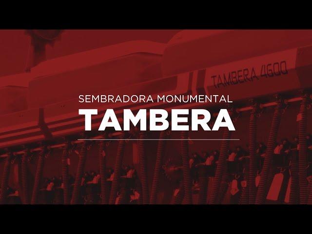Sembradora Monumental Tambera, Video Tecnico.