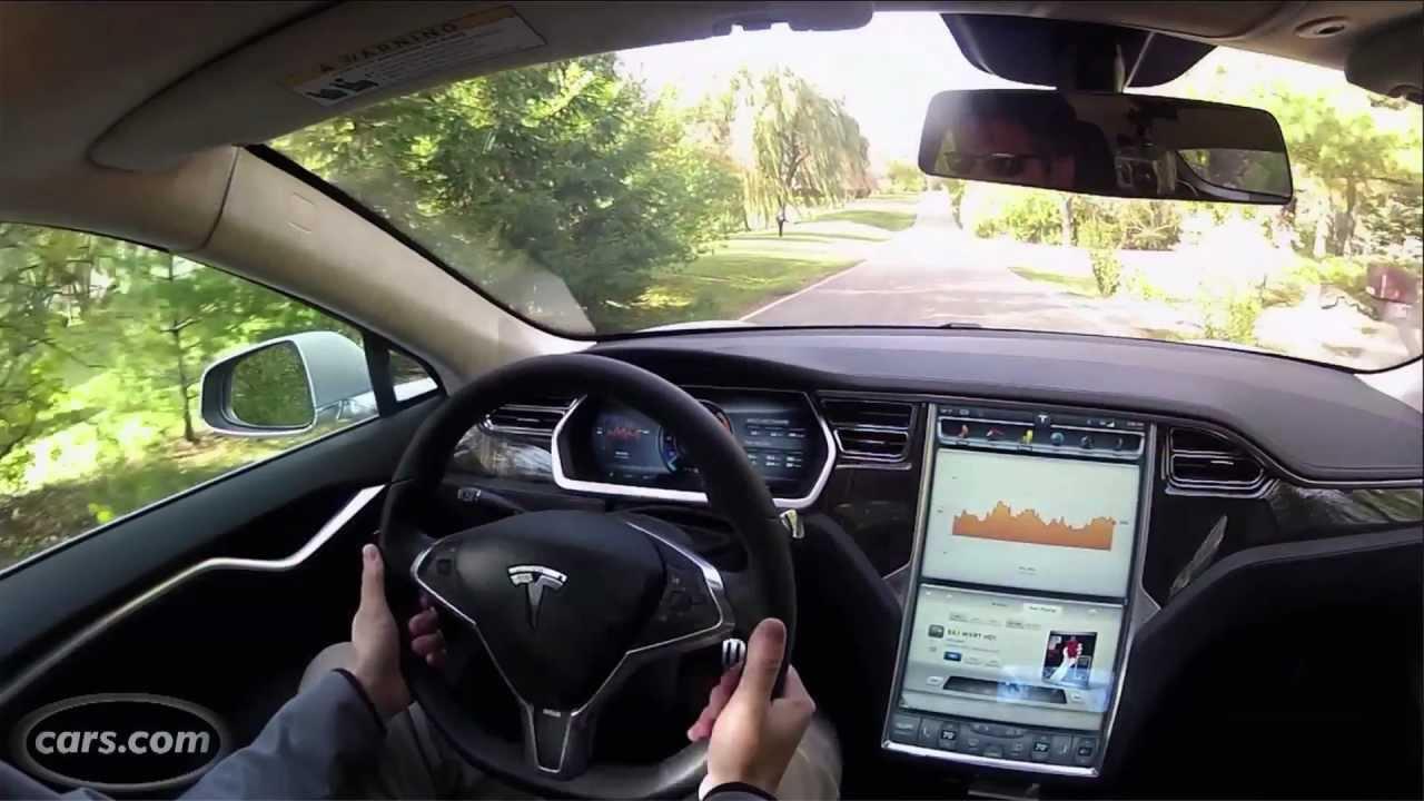 Tesla Model S YouTube - 2012 tesla model s