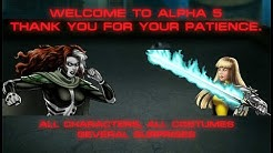 Marvel Avengers Alliance Redux-Alpha 5 (download link available)